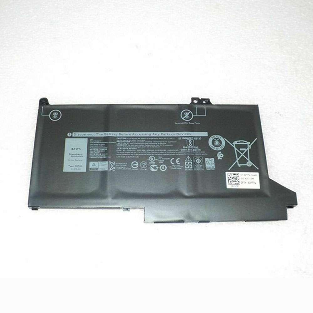 Dell 0G74G battery