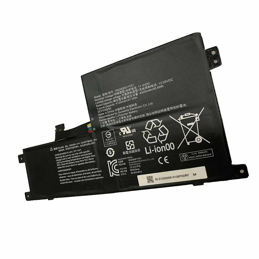 Replacement for Asus 1002000011531