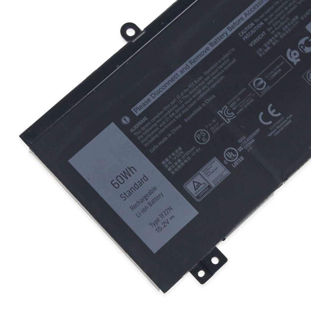 Dell 06YV0V Laptop Akku