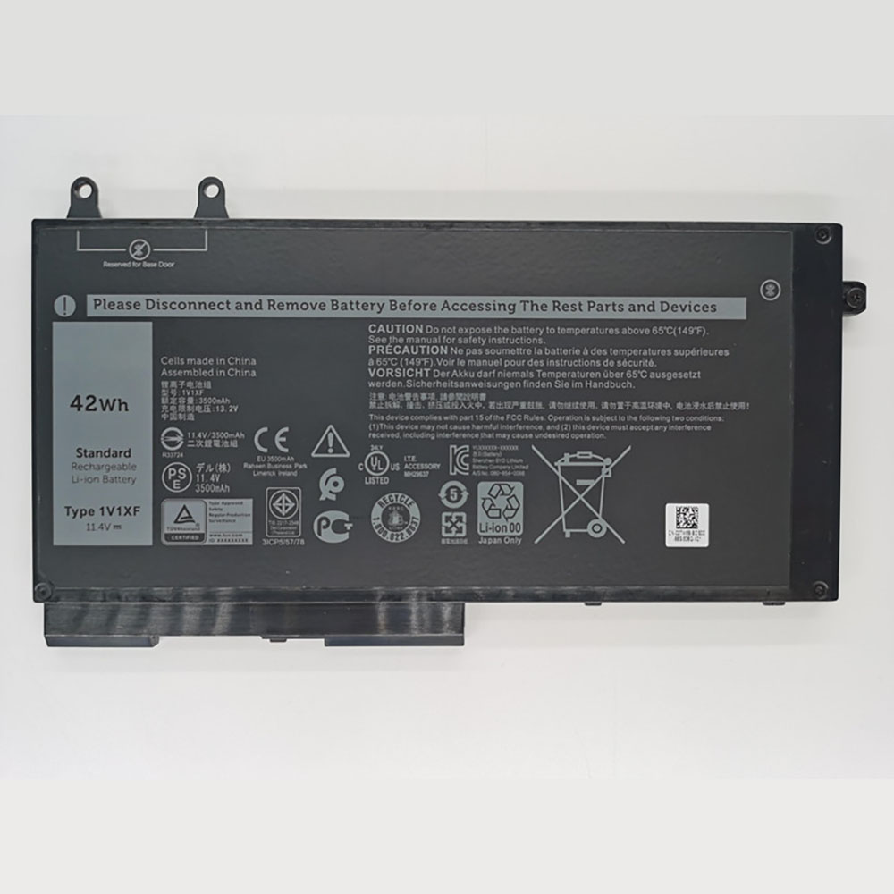 Dell 1V1XF Laptop Akku