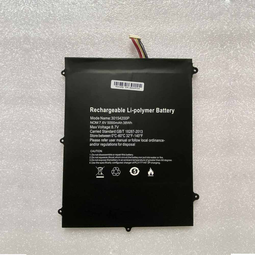 Jumper 30154200P replacement battery