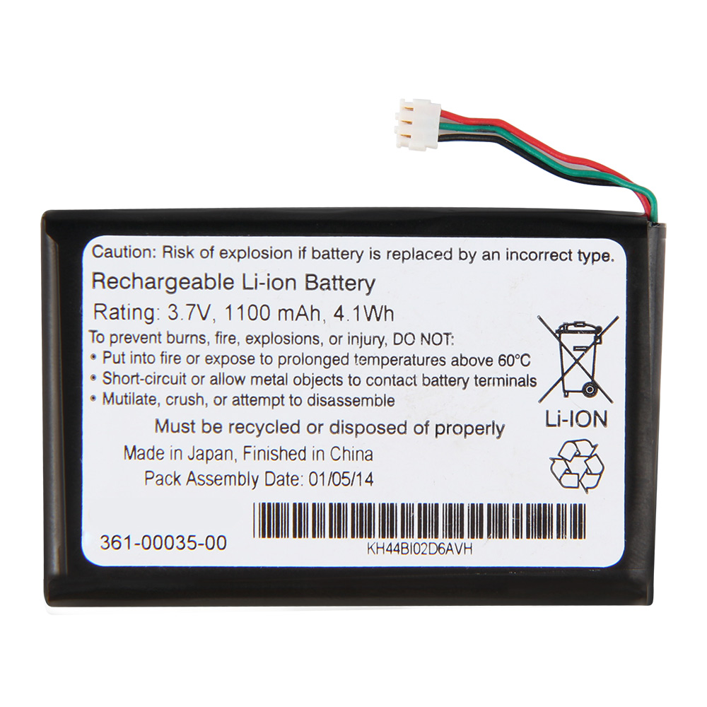 Garmin 361-00035-00 Smartwatch Akku