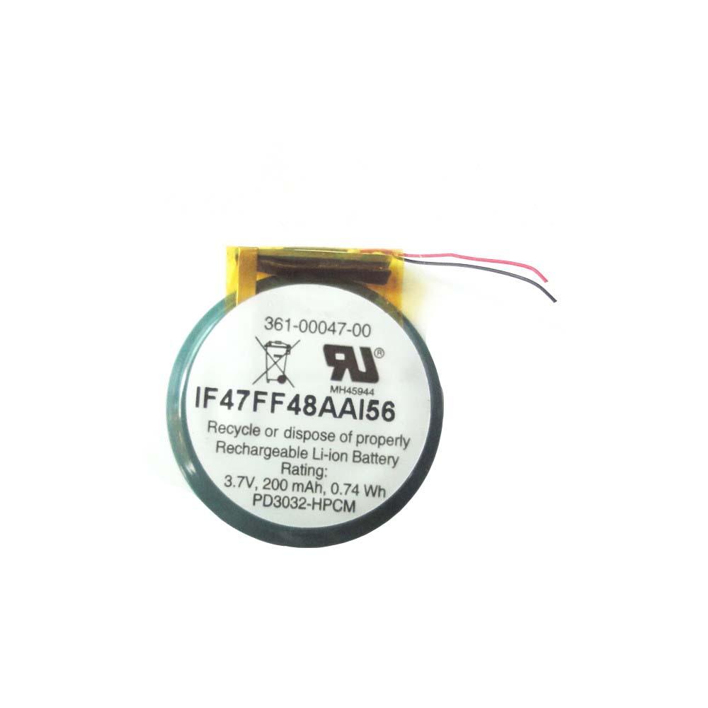 Garmin 361-00047-00 replacement battery