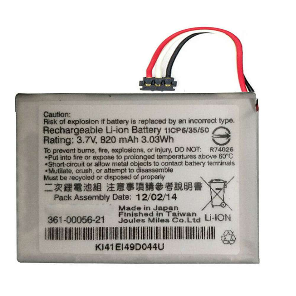 Replacement for Garmin 361-00056-21 battery