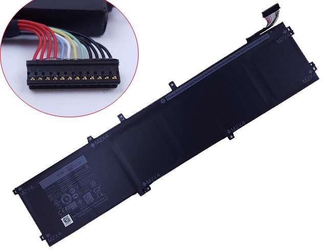 Dell 4GVGH Laptop Akku