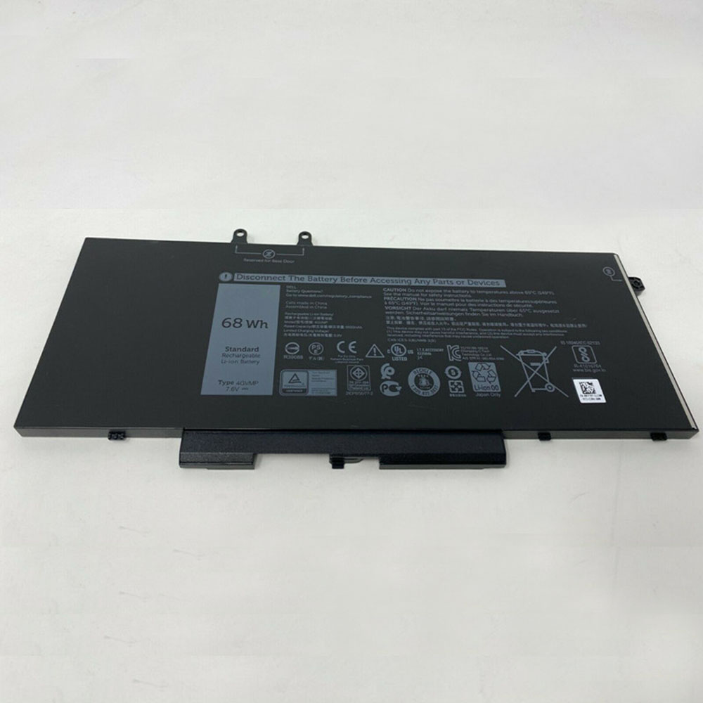 Dell 4GVMP replacement battery