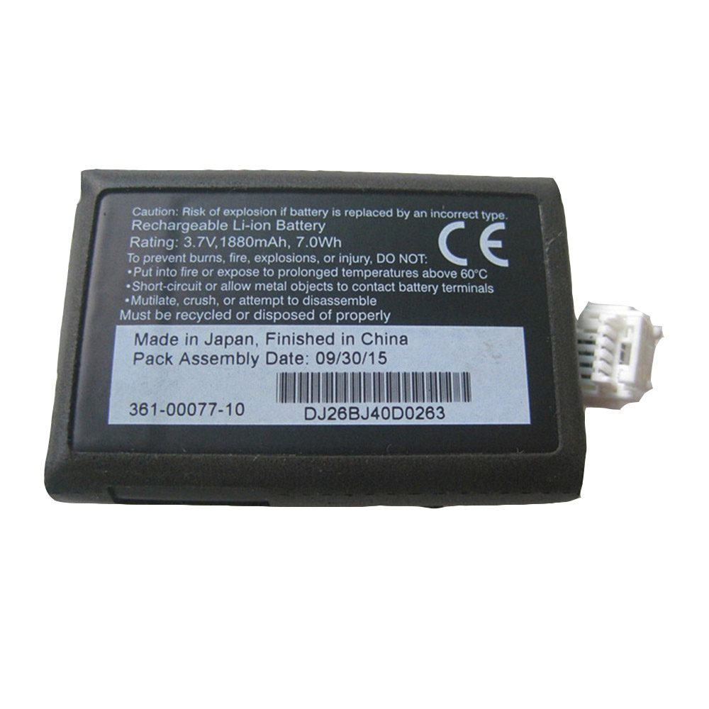 Replacement for Garmin 361-00077-10 battery