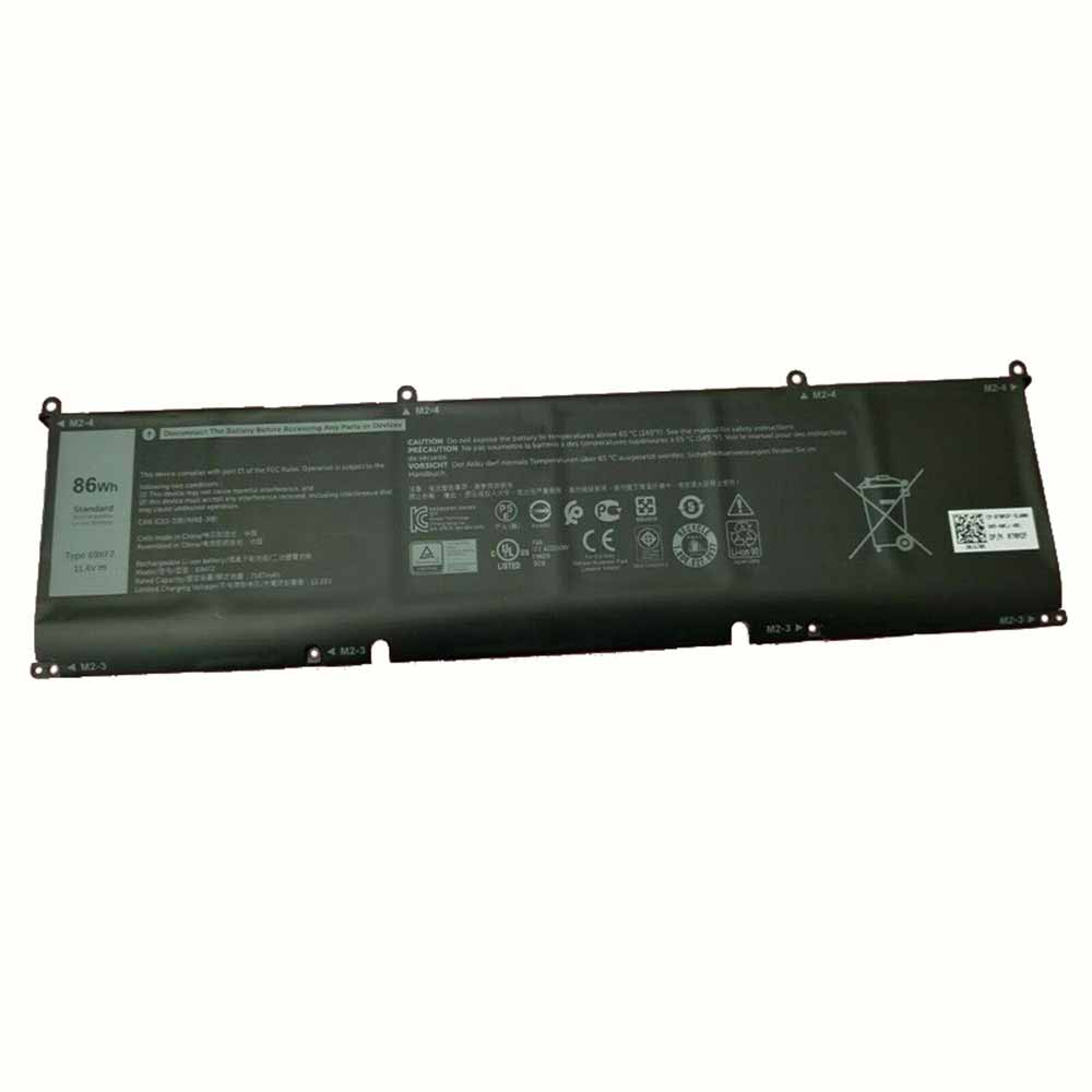 Dell 69KF2 replacement battery