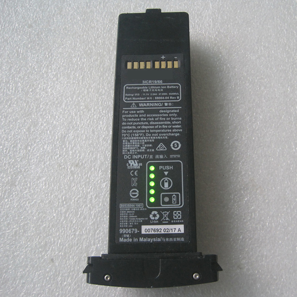 Trimble 88004-04_Rev_B battery