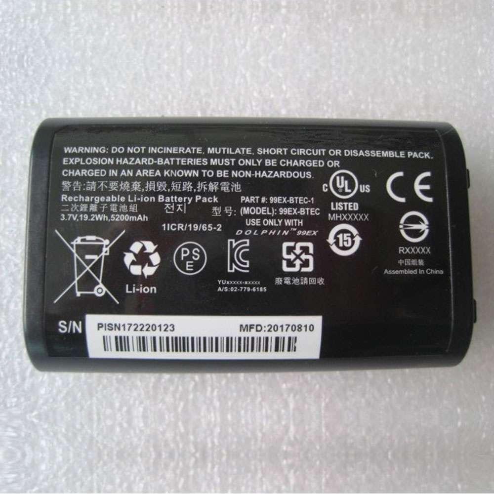 Honeywell 99EX-BTEC-1 Barcode-Scanner Akku