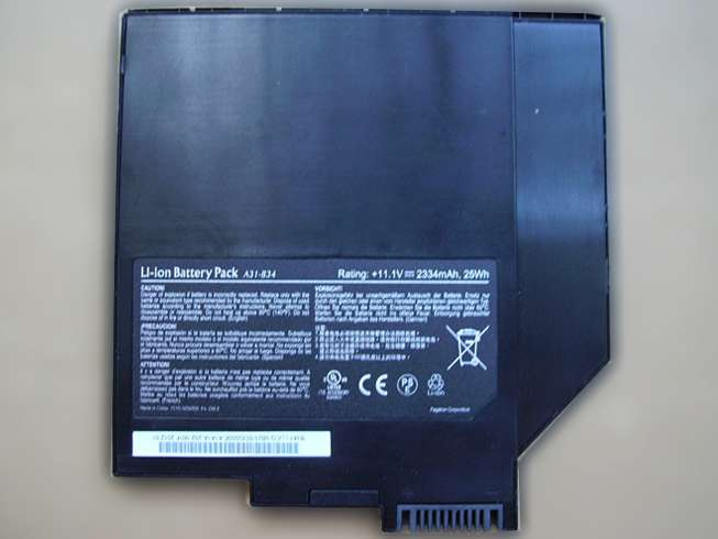 Replacement for Haier A31-B34 battery