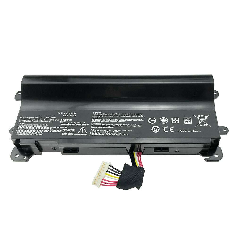 Asus A42N1520 battery Replacement