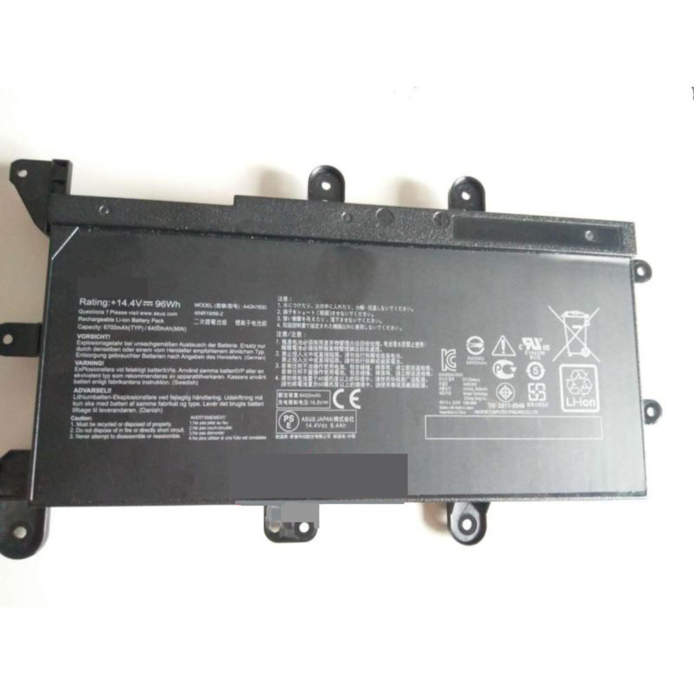 Asus A42N1830 battery