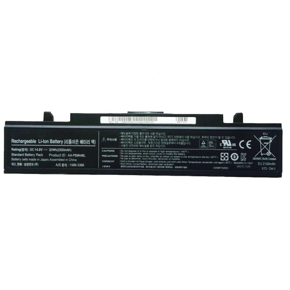 Replacement for Samsung AA-PB9N4BL battery