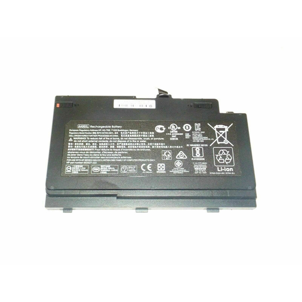 Replacement for HP AA06XL battery