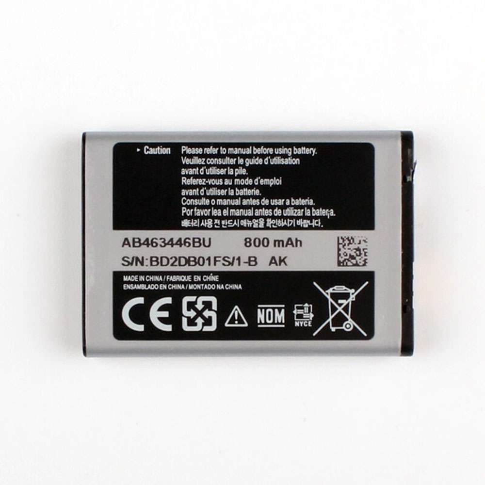 Replacement for Samsung AB463446BC battery