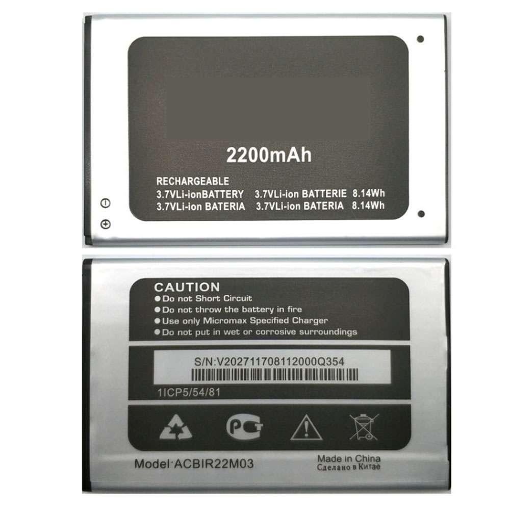 Micromax ACBIR22M03