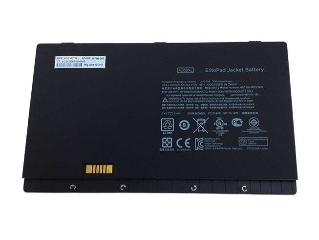 HP AJ02XL battery