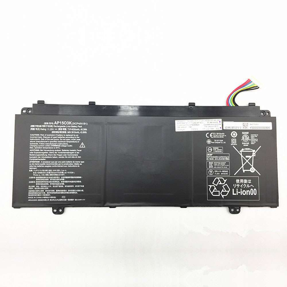 Acer AP1503K Laptop Battery