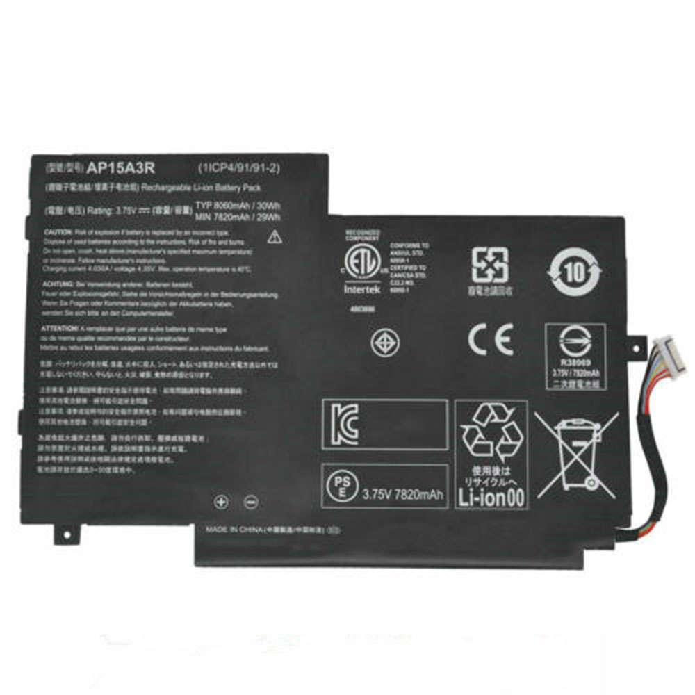 Acer AP15A3R replacement battery