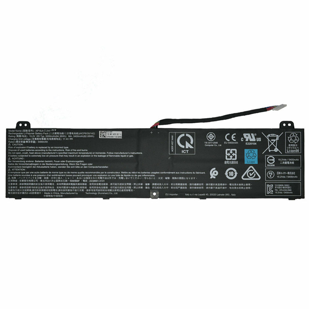 Acer AP18JHQ replacement battery