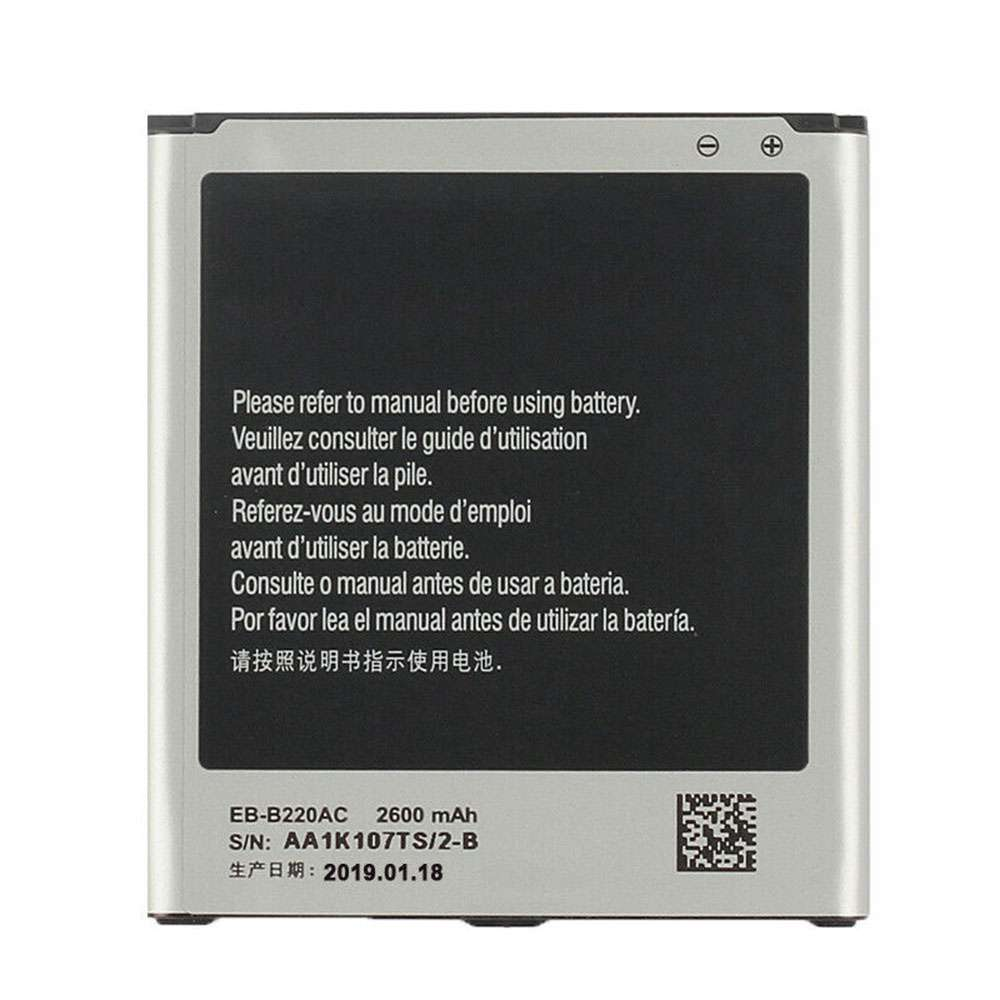 Replacement for Samsung EB-B220AC battery