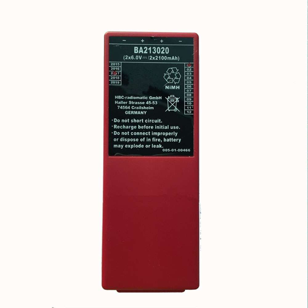 HBC BA213020 replacement battery