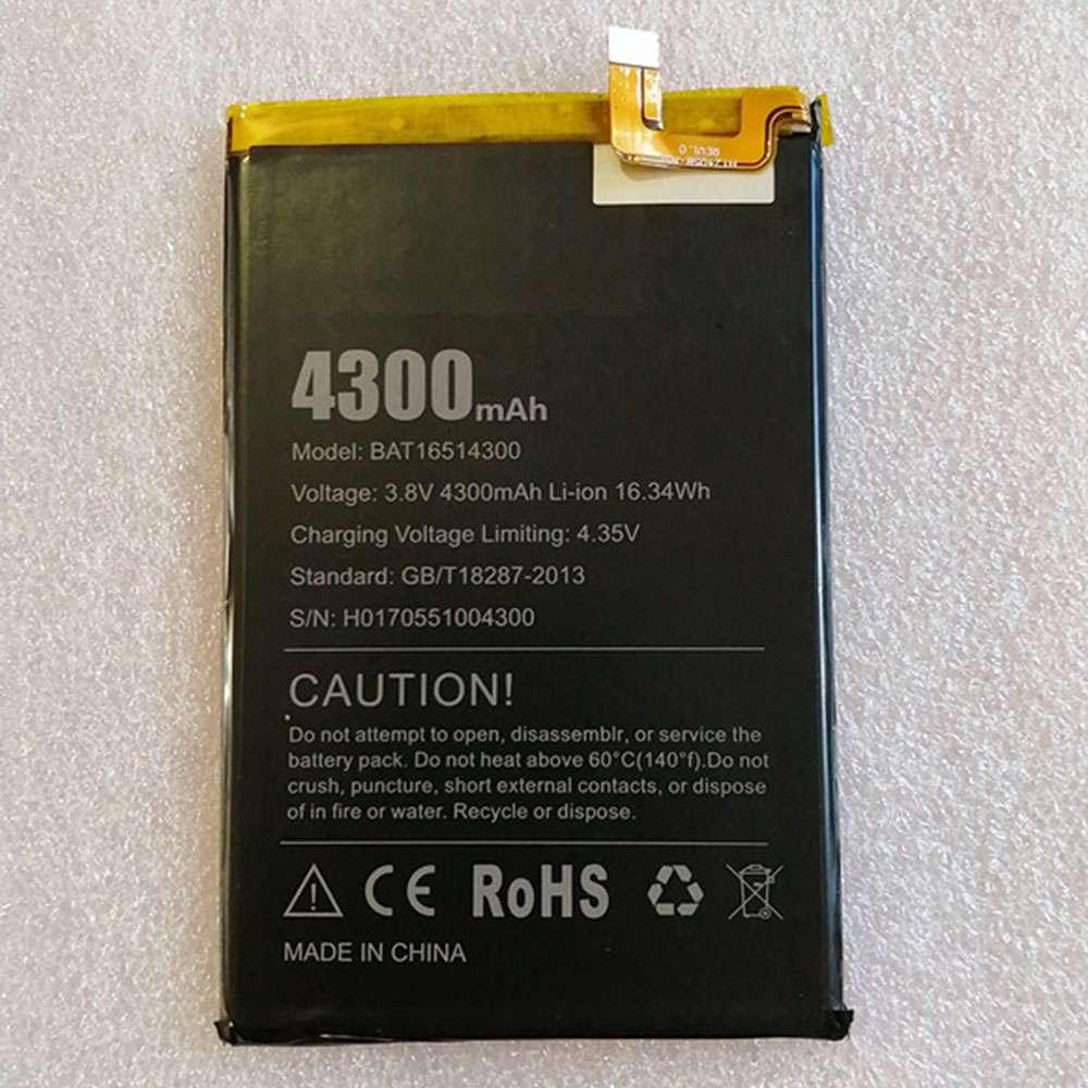 DOOGEE BAT16514300
