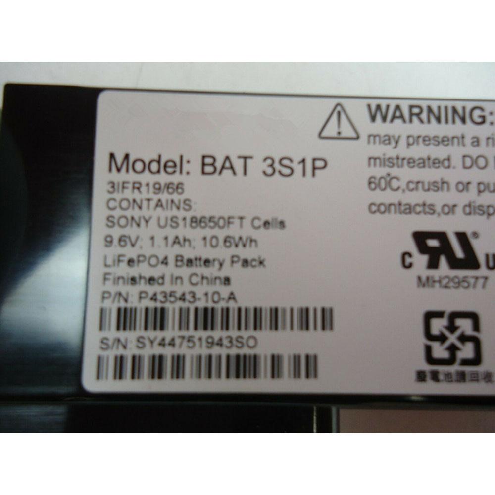 Dell BAT_3S1P Laptop Akku
