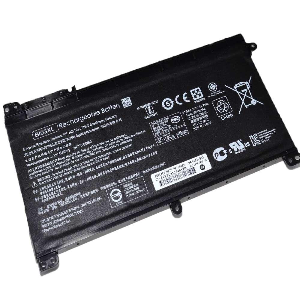 HP BI03XL Laptop Akku