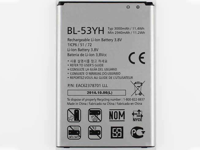 LG BL-53YH Smartphone Akku