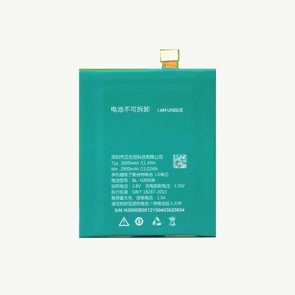 IUNI BL-N3000B Smartphone Akku