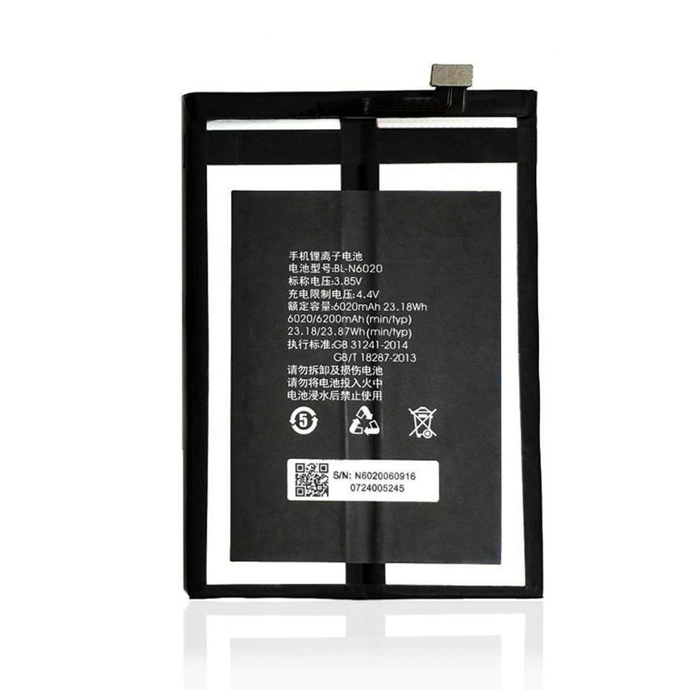 Gionee BL-N6020 Smartphone Akku