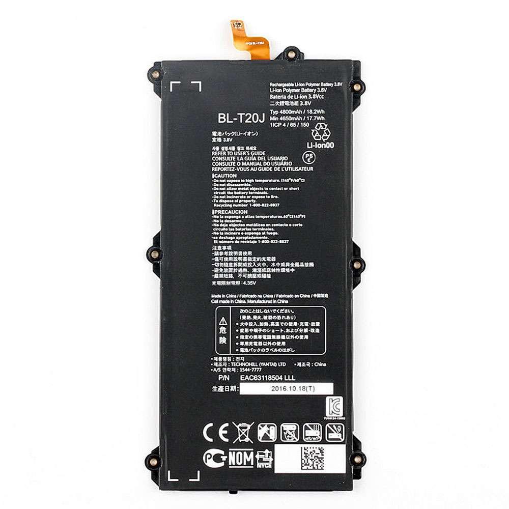 LG BL-T20J battery