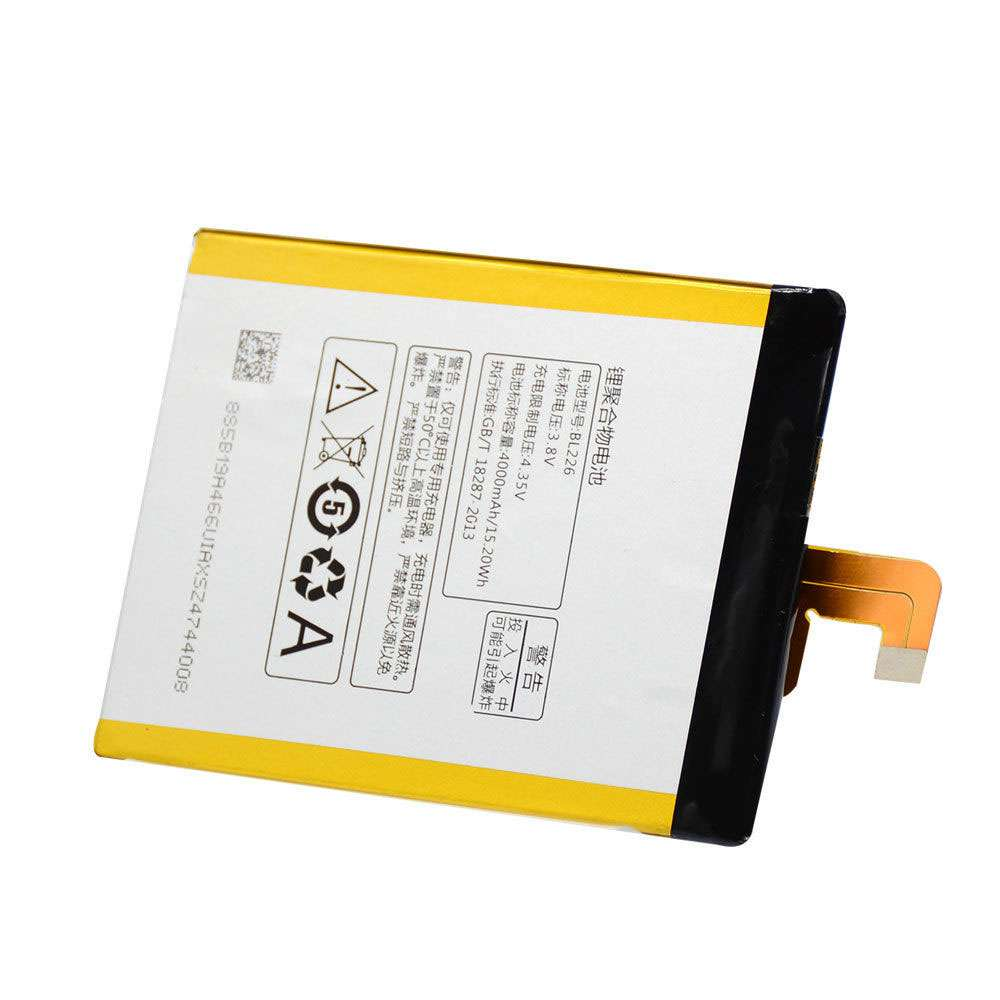 Replacement for Lenovo BL226 battery