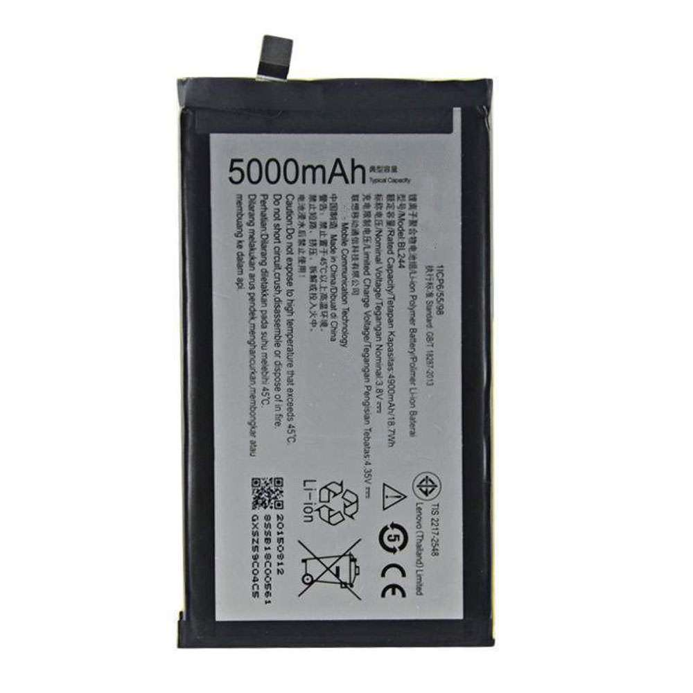 Replacement for Lenovo BL244 battery