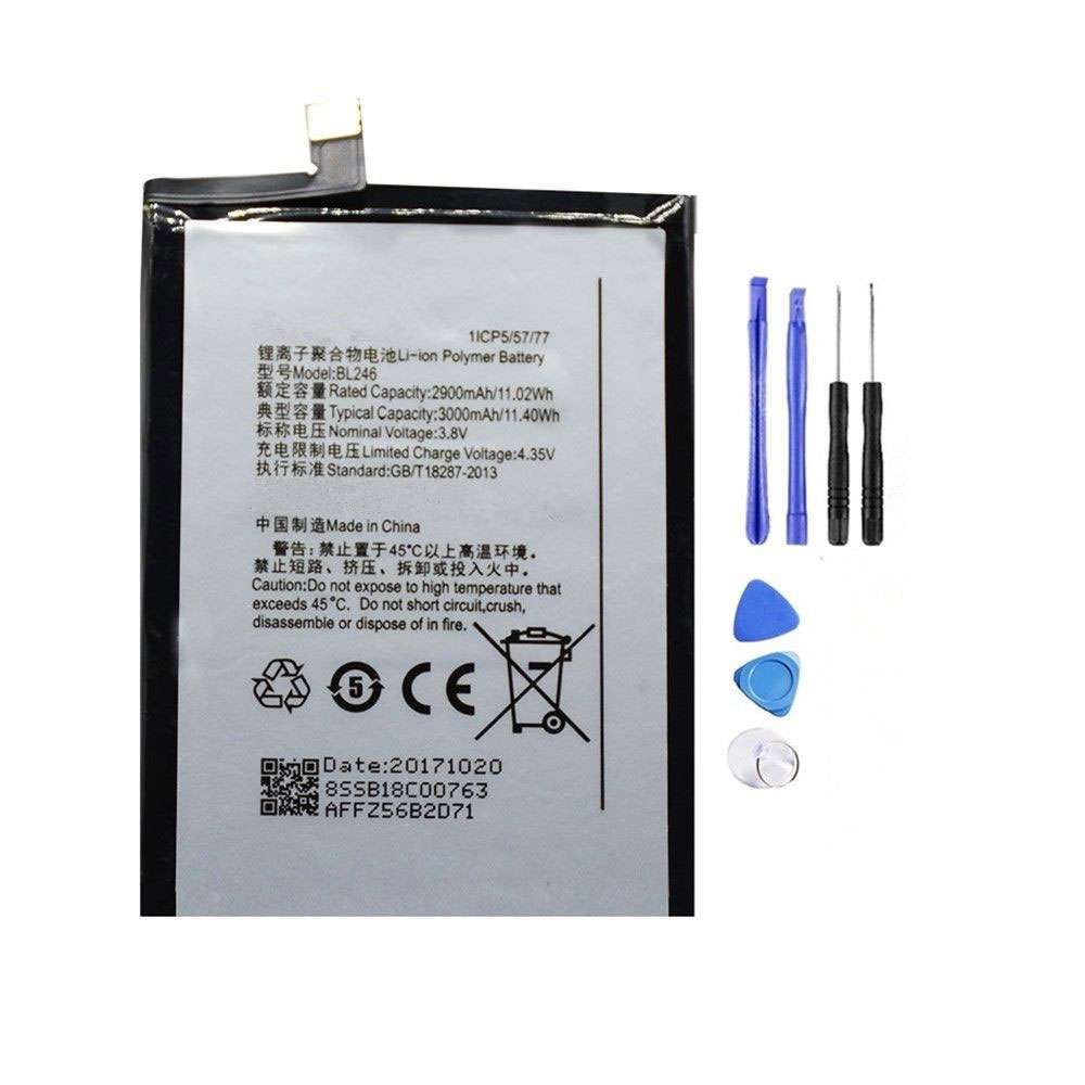 Replacement for Lenovo BL246 battery