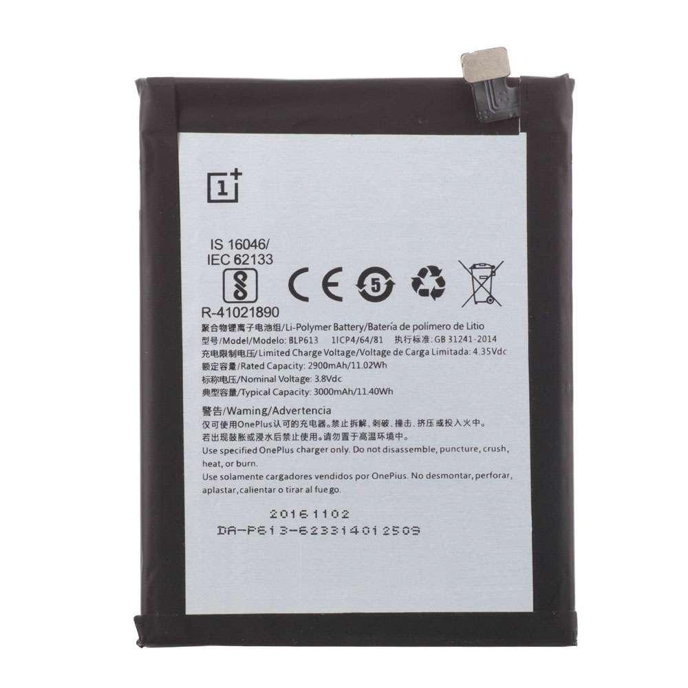 oneplus BLP613 battery