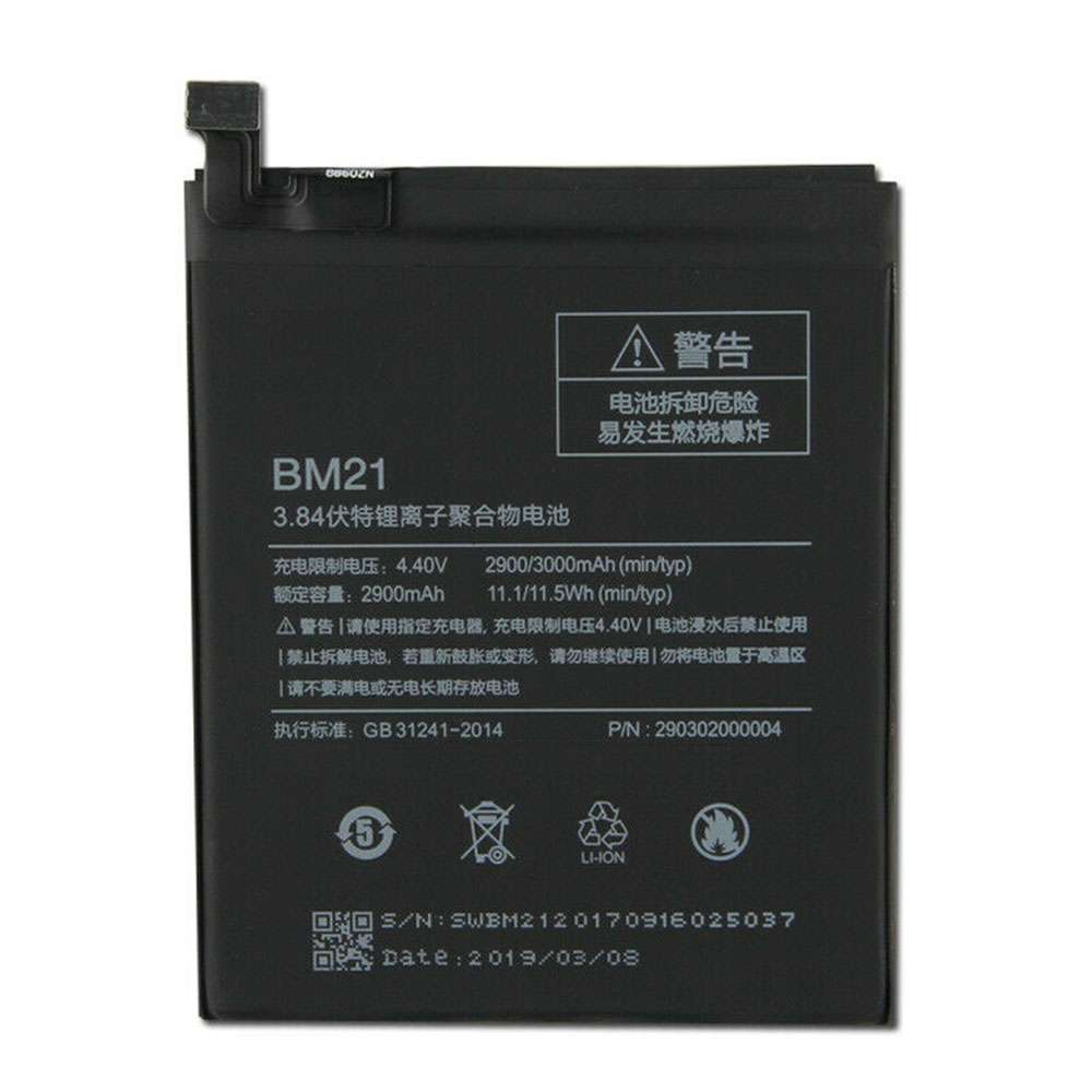 Xiaomi BM21 Smartphone Akku