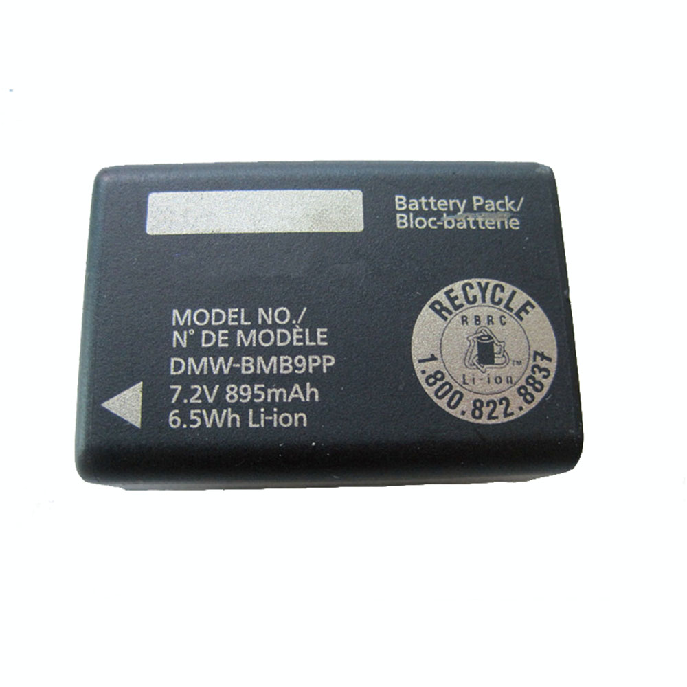 Panasonic DMW-BMB9PP replacement battery