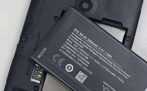 Nokia BN-02 Smartphone Akku