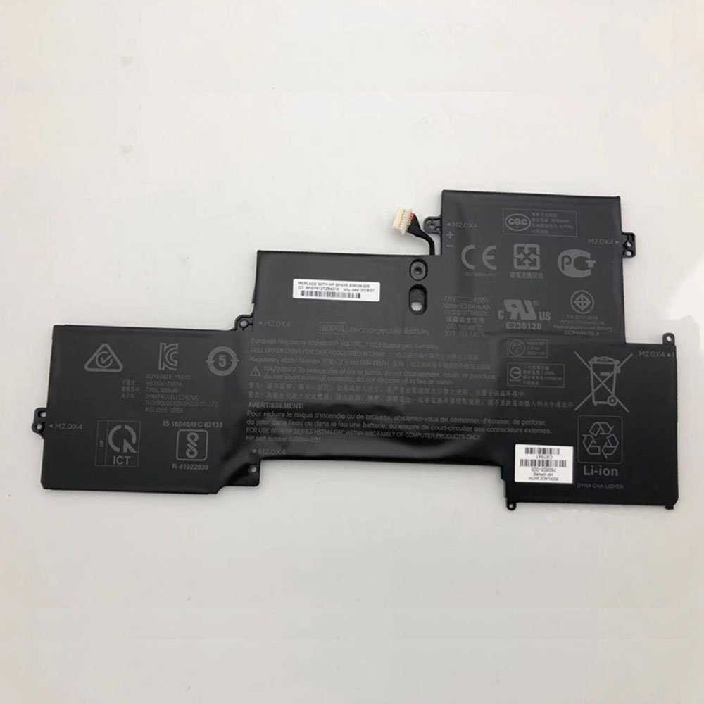 HP BO04XL replacement battery