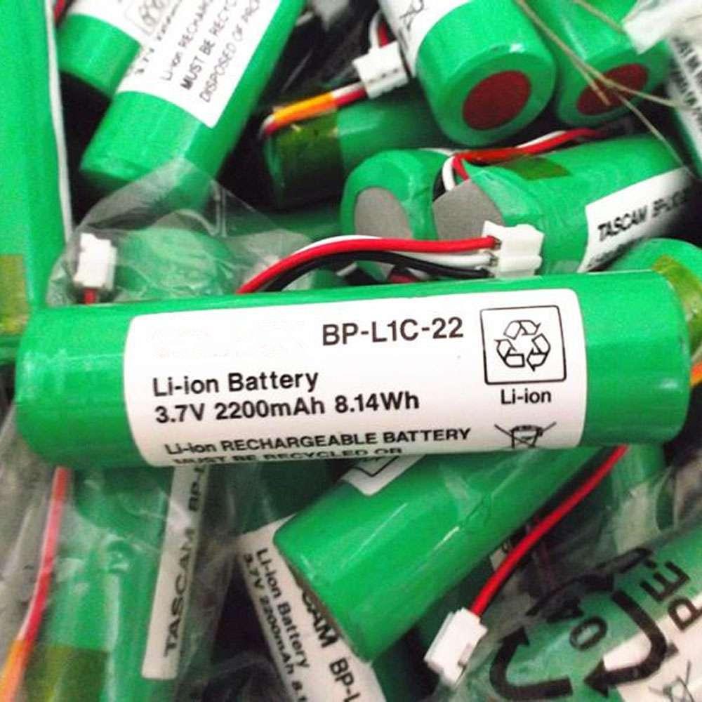 TASCAM  BP-L1C-22 PLC Akku
