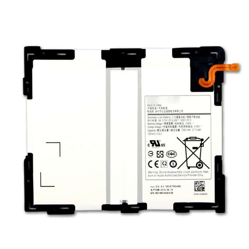 Samsung EB-BT595ABE replacement battery