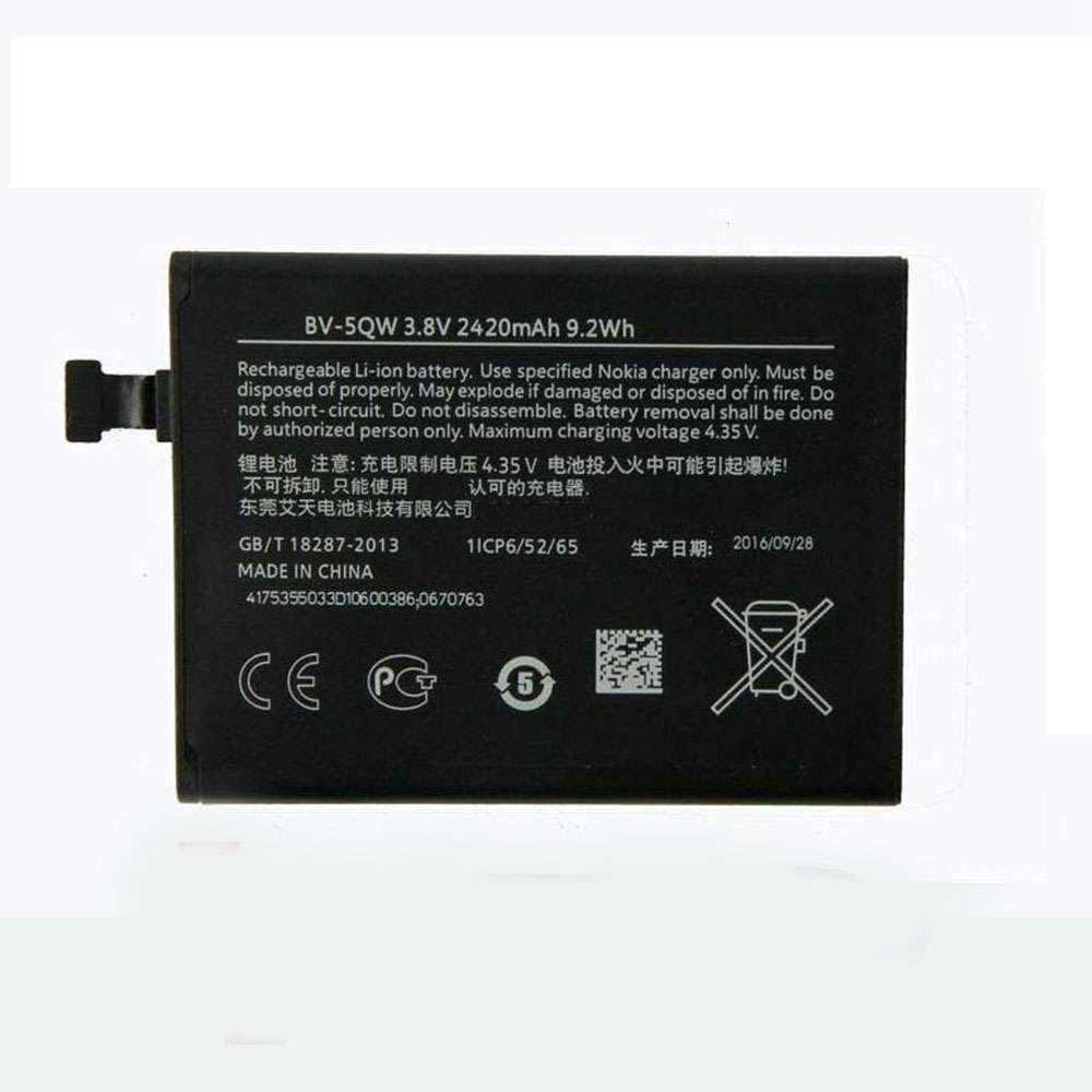 Nokia BV-5QW battery