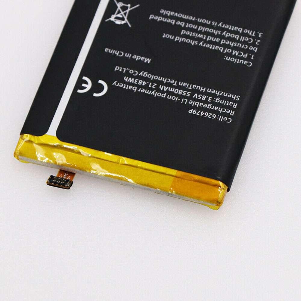Blackview BV9600 Smartphone Akku