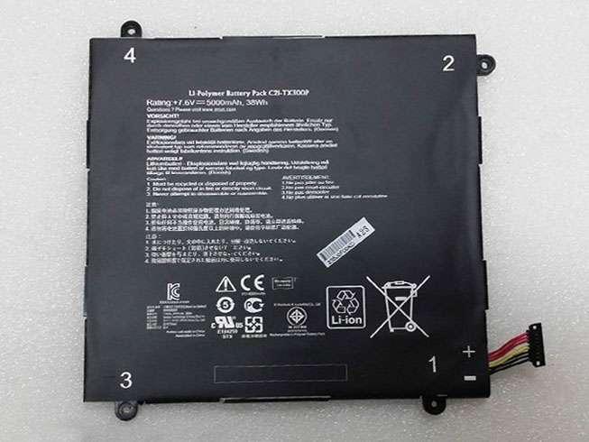 Asus C21-TX300P Laptop Akku