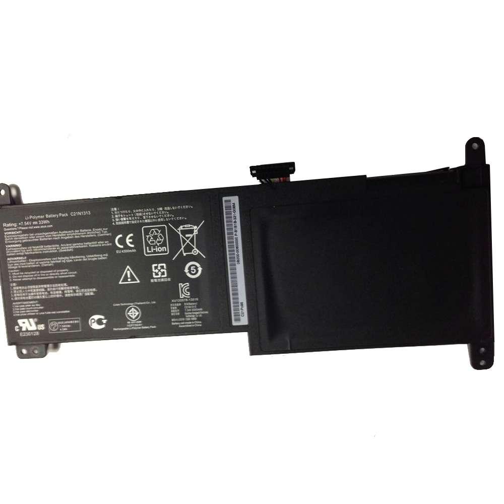 Asus C21N1313 Tablet Akku