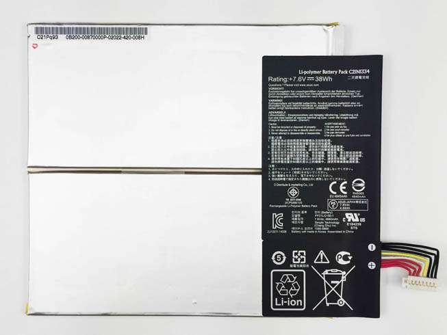 Asus C21N1334 Tablet Akku