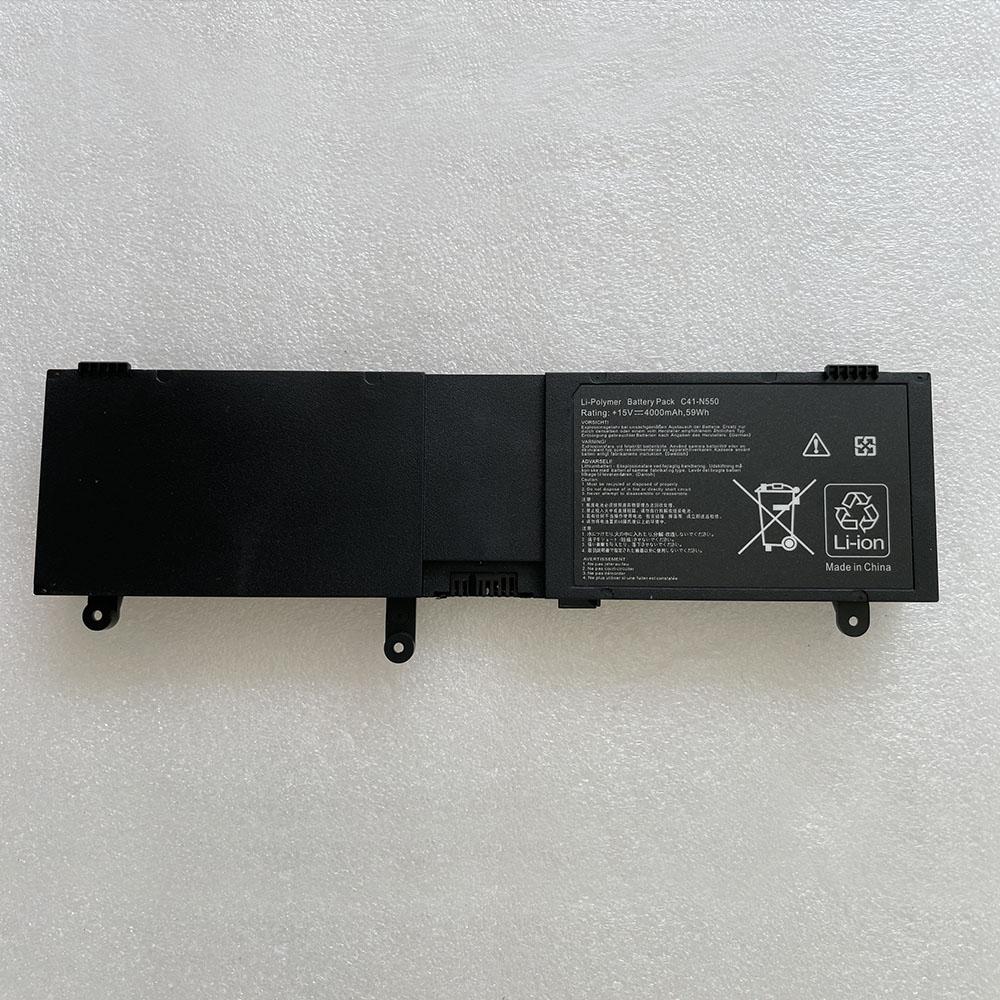 Asus C41-N550 Laptop Akku
